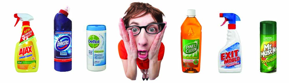 Cleaning Product Confusion