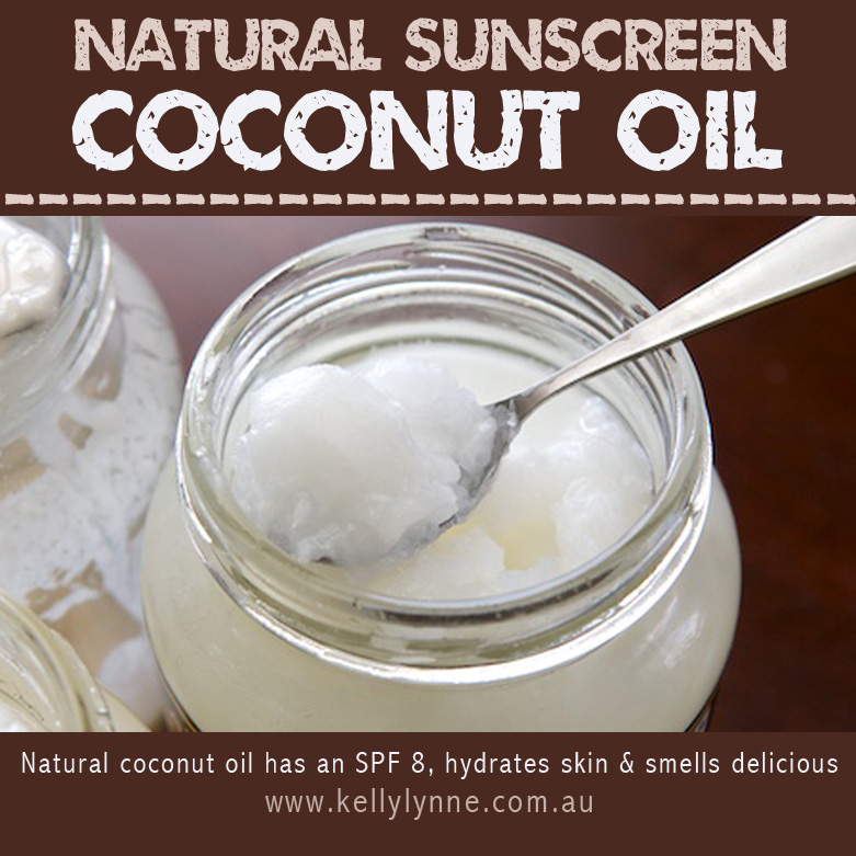 Coconut Oil Square