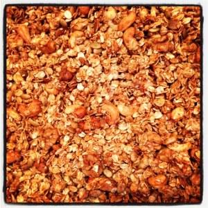 Instagram Granola